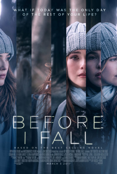 Before I fall - poster