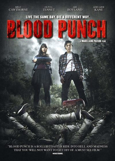 Blood Punch - poster
