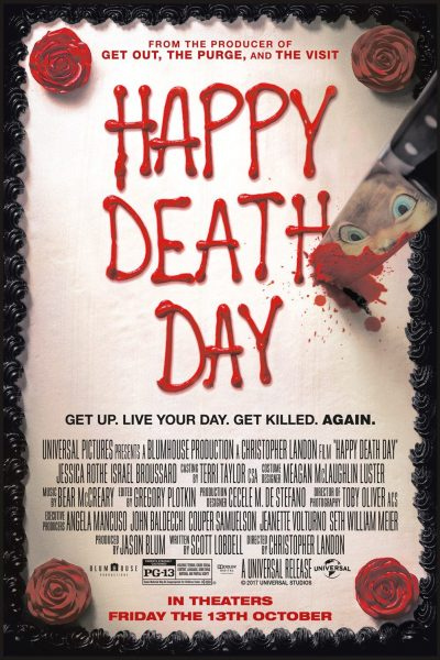Happy Death Day - poster