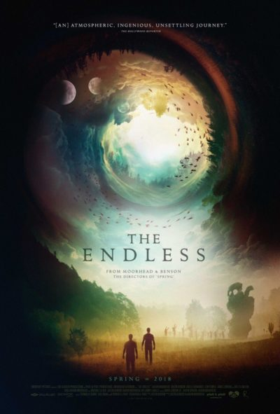 The endless - poster