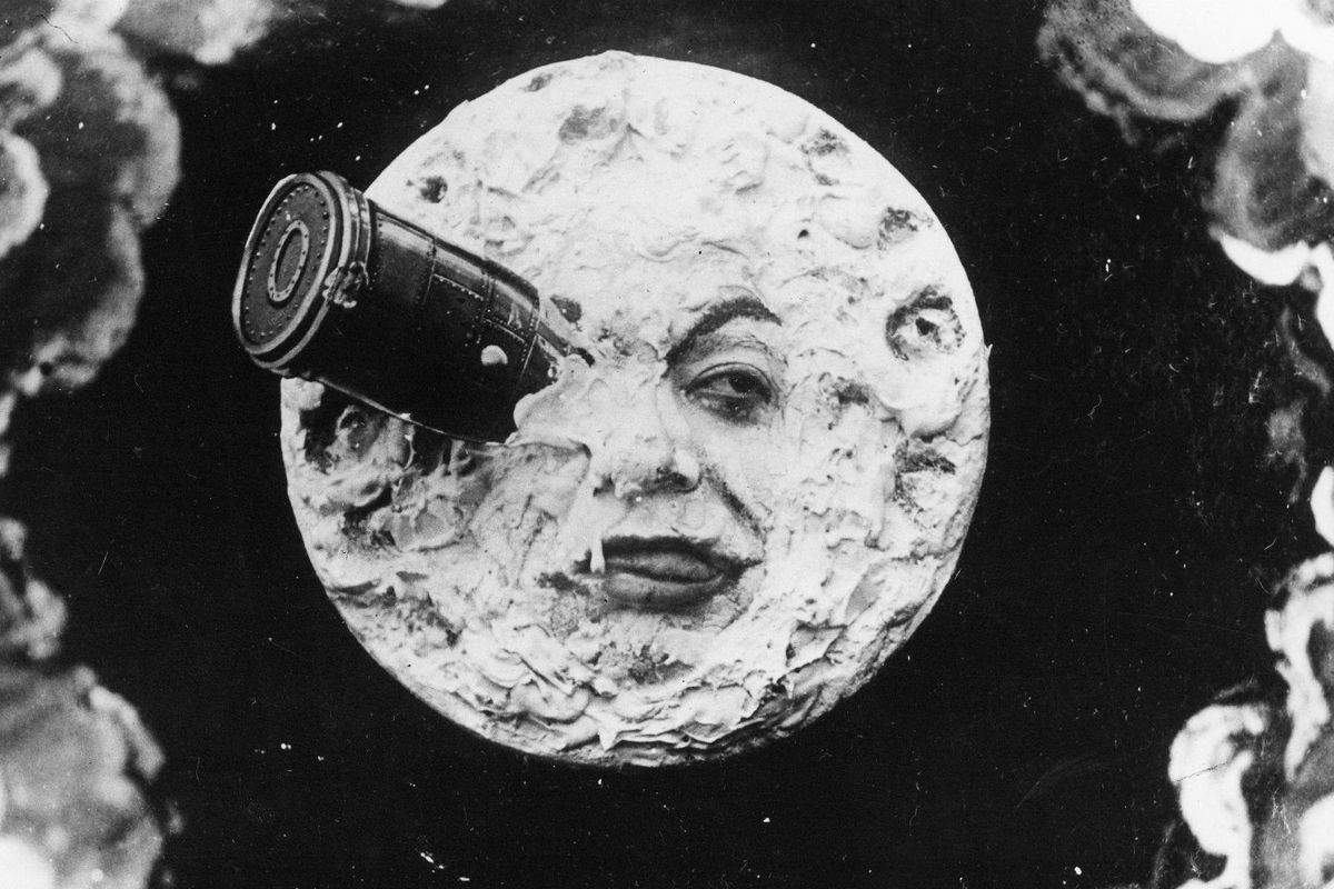 Melies - Viaggio nella Luna