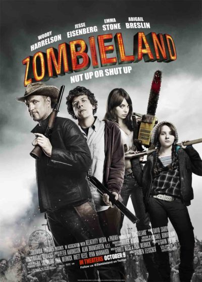 zombieland - poster