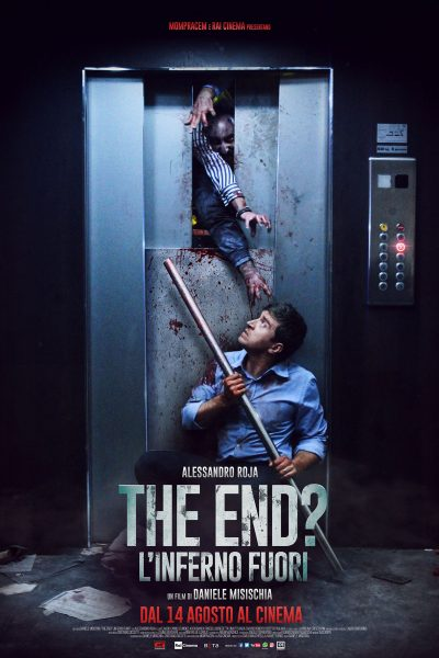 The end l'inferno fuori - poster