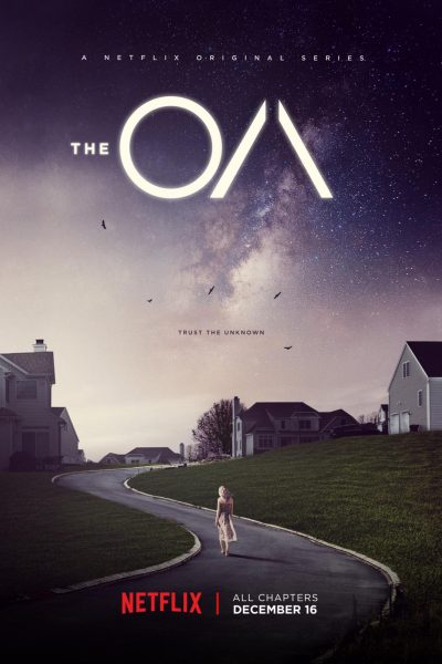 The OA - poster
