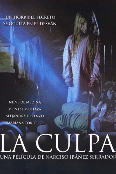 Peliculas para no dormir | 6 film per non dormire | La colpa | Recensione film |