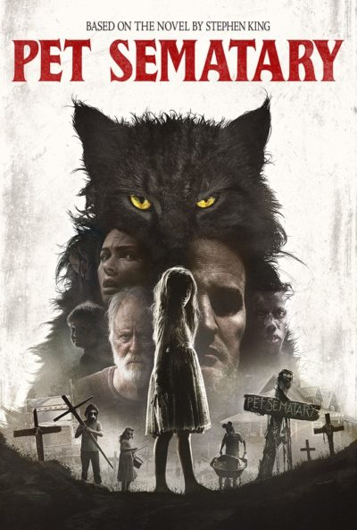 Pet Sematary | Recensione film | Poster