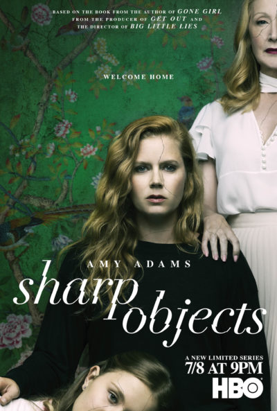 Sharp objects | Recensione film | Poster