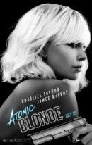 Atomic Blonde | Atomica Bionda | Recensione film | Poster