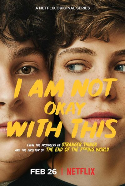 I am not okay with this - Recensione film - Poster