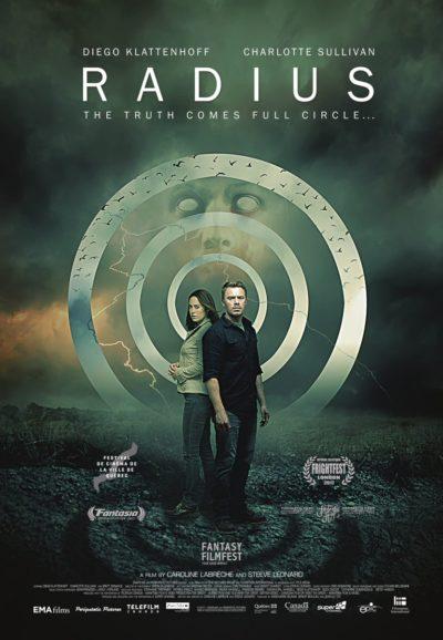 Radius - Recensione film - Poster