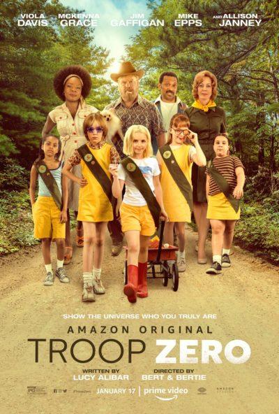Troop Zero - Recensione film - Poster