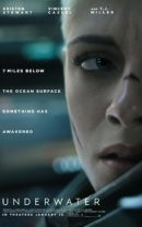 Underwater - Recensione film - Poster