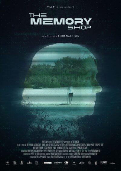 The memory shop - Recensione cortometraggio - Poster Facebook