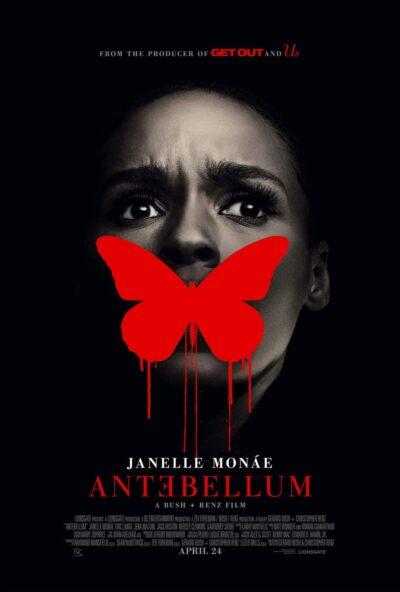 Antebellum - Recensione film - poster