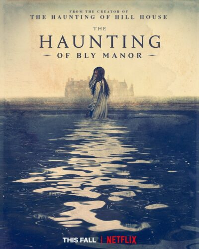 The haunting of Bly Manor - Recensione film - poster
